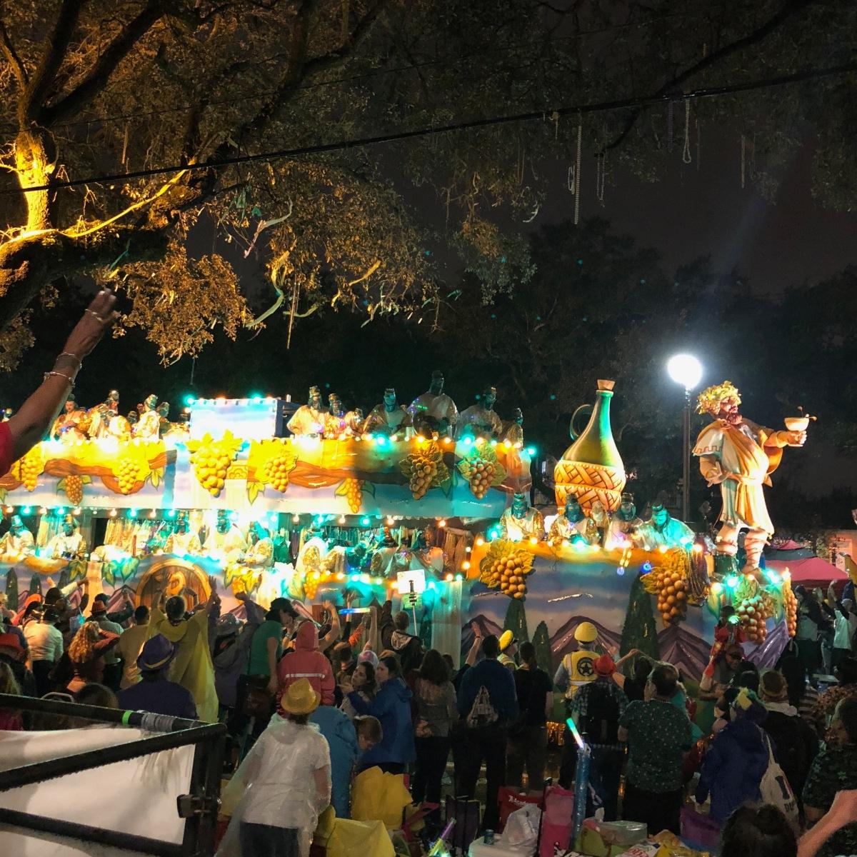 Carnival 2018, My FavoriteYet!